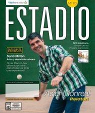 Asier Monreal - Fundación Estadio