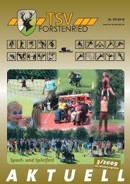 Ausgabe 3 - TSV Forstenried