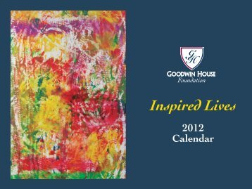 Inspired Lives - Goodwin House