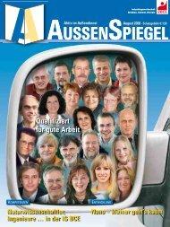 """IG BCE - Zeitschrift """"Aussenspiegel"""" - Einblick-archiv.dgb.de"""