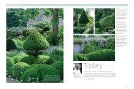 Topiary - Arne Maynard Garden Design