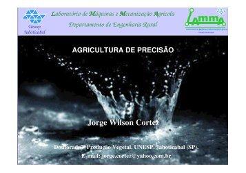 Agricultura de precisão - Fazu