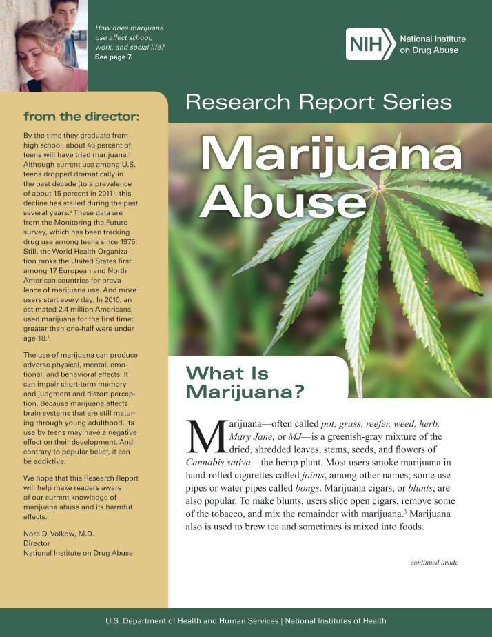 an analysis of marijuana as a big topic these days Marijuana, cannabis and hemp are all names that refer to this unique plant the marijuana symbol is seen everywhere these days — on clothing, jewelry, keychains and stickers it's no surprise that cannabis is the most commonly used illegal drug in the us and worldwide the growing popularity.