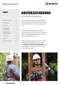 ABSTURZSICHERUNG - Würth - Seite 2
