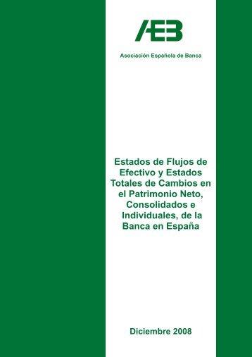 Estados de flujos de efectivo Individuales - Asociación Española de ...