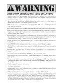 MANUALE D'USO DEI KITE ITALIANO - Cabrinha - Page 5