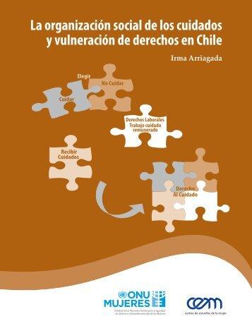 La organización social de los cuidados y vulneración de ... - Cem
