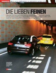 DIE LIEBEN FEINEN - Volkswagen AG