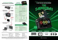 10-BIT HD/SD-SDI RECORDER - Video Data