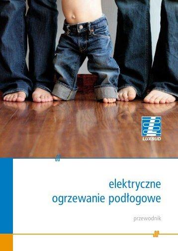 elektryczne ogrzewanie podłogowe - Luxbud