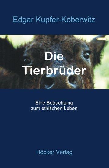 Die Tierbrüder - Höcker Verlag