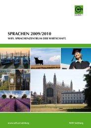 SPRACHEN 2009/2010
