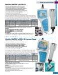 Medidores de pH portáteis —Guia para Seleção - Page 6