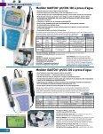 Medidores de pH portáteis —Guia para Seleção - Page 7