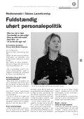 UHØRT PERSONALEPOLITIK - Danmarks Lærerforening - Page 3