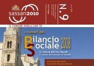 n. 9 luglio 2009 - Comune di Sassari