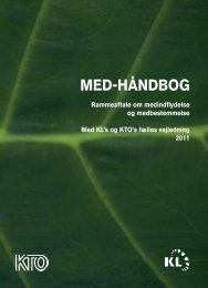 MED-HÅNDBOG - KTO