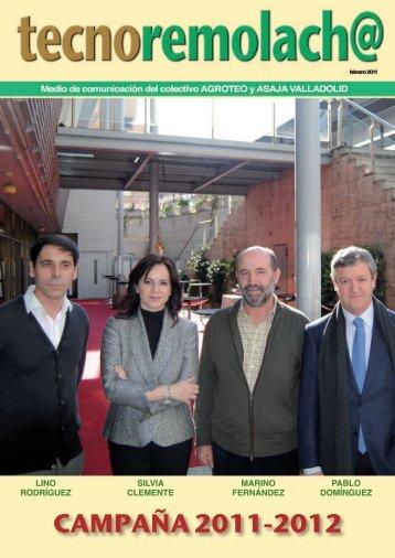 Tecnoremolacha Febrero 2011 - ASAJA Castilla y León