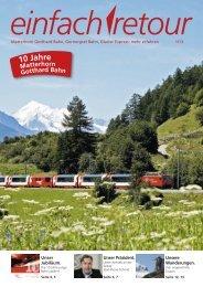 April 2013 - Gornergrat Bahn