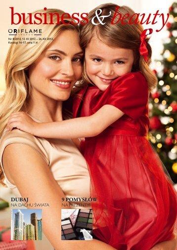 Nr 8/2012, Katalogi 16-17 - Oriflame