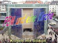 """FEM und eine Kirche – """"Konstruieren"""" mit Silikon - a-hagl-ingenieure"""