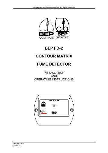 bep 600-tlm-n contour matrix tank monitor