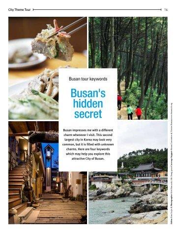 Busan's hidden secret - Busan Metropolitan City