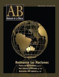 Reúnanse las Naciones - The Bible Advocate Online