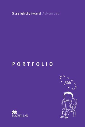 Advanced Portfolio - Straightforward