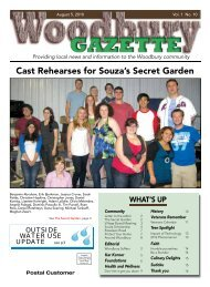 Please click - Woodbury Gazette