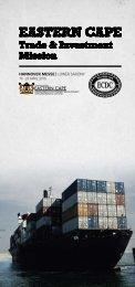 4732 ECDC_Mission booklet_Apr 10.pdf - Eastern Cape ...