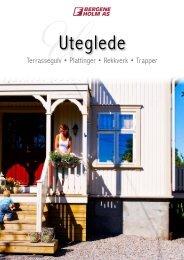 litt - Bergene Holm