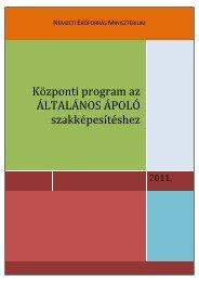 19635-1/2011/EAHUF közleményben kiadott központi program (.PDF)