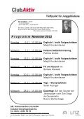 PDF-Datei (125 kB ) Programm Club Aktiv - Stadt Linz - Portal - Seite 2