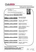 PDF-Datei (125 kB ) Programm Club Aktiv - Stadt Linz - Portal - Seite 6