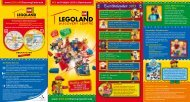 Download LEGOLAND® Discovery Centre Oberhausen Broschüre