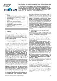 TI.03.16 Mechanische verbindingsprocessen voor dunne ... - Induteq