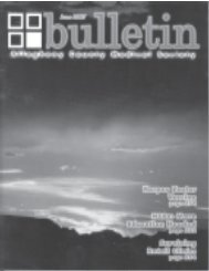 June 2007 Bulletin - Allegheny County Medical Society