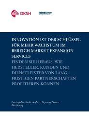 innovation ist der schlüssel für mehr wachstum im bereich market ...
