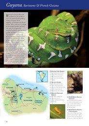 Guyana, Suriname & French Guiana - Audley Travel