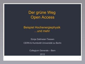 HEP - Collegium generale