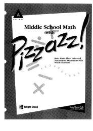 Pizzazz MSM Book A.pdf - Kenton County School District