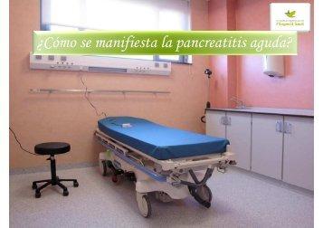 Pacreatitis Dr. Ayuso 2 - Hospital de l'Esperit Sant