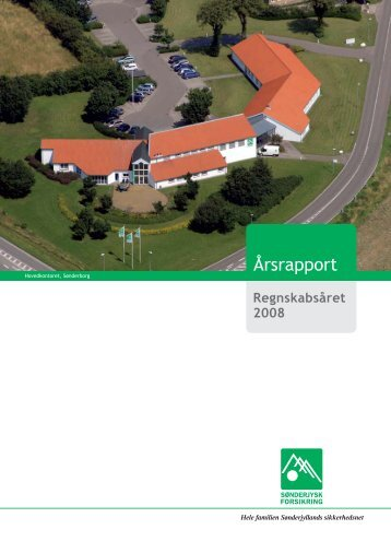 2008 - Sønderjysk Forsikring