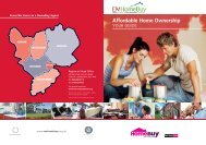 Affordable Home Ownership - Wellingborough Borough Council