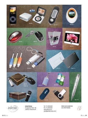 Ashtar Brindes R. Engenheiro Paulo, 145 07063-021 ... - Free Shop