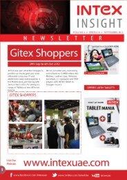 November 2012 - INTEX Technologies