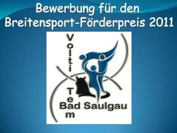Voltiteam Bad Saulgau