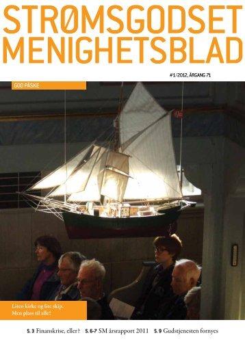 Nr 1. Mars 2012 - Den norske kirke i Drammen