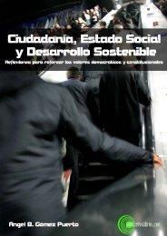 Ciudadanía, Estado Social y Desarrollo Sostenible